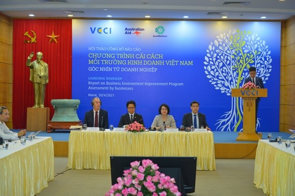 La VCCI appelle à soutenir le développement des entreprises - ảnh 1