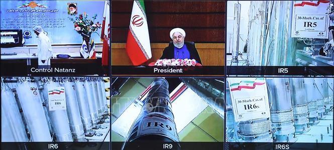 Nucléaire iranien: l'UE prévoit des difficultés pour sauver l'accord de 2015 - ảnh 1