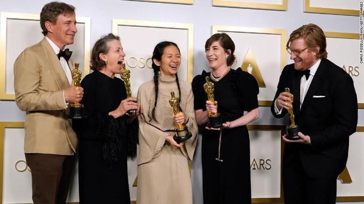 Oscar 2021: Remise des prix de la 93e édition - ảnh 1