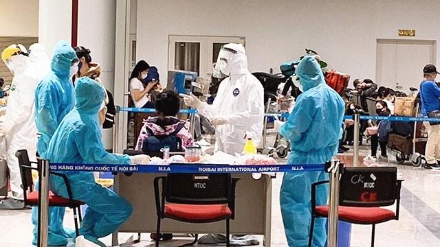Covid-19: quatre cas exogènes et une contamination dans un centre de confinement - ảnh 1