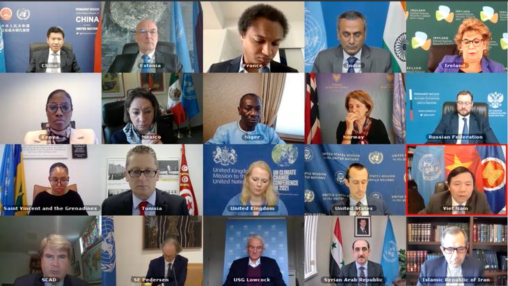 Syrie: le Vietnam au dialogue   - ảnh 1