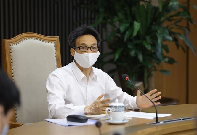Vu Duc Dam ordonne le durcissement des contrôles sanitaires dans les centres de confinement collectif - ảnh 1