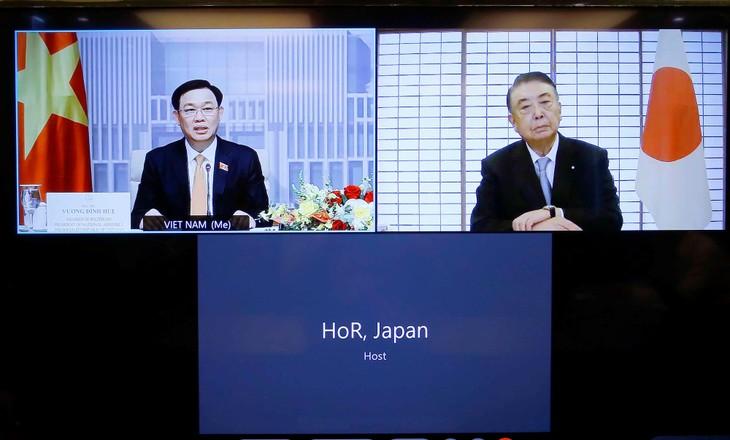 Vuong Dinh Huê: le Japon est un partenaire stratégique de premier rang du Vietnam - ảnh 1