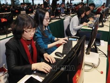 La presse vietnamienne à l'heure de la révolution 4.0 - ảnh 1