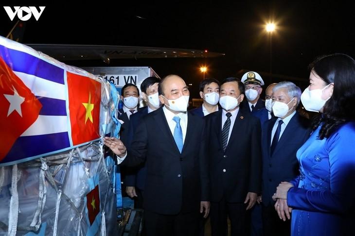 Le Vietnam promeut la coopération internationale pour un monde en paix - ảnh 2