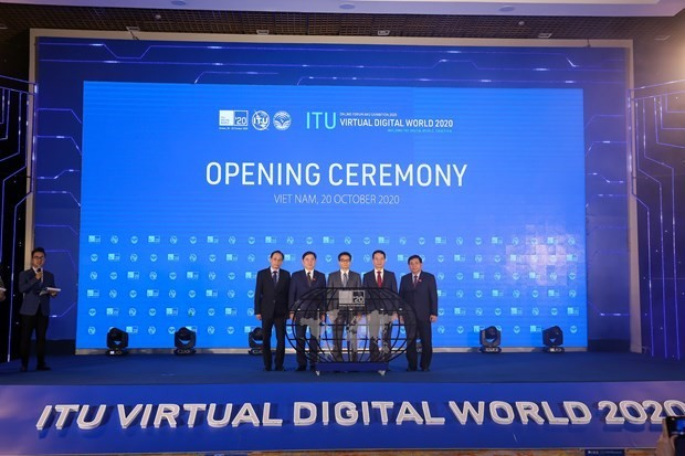 ITU Digital World 2021 prévu du 12 au 14 octobre - ảnh 1