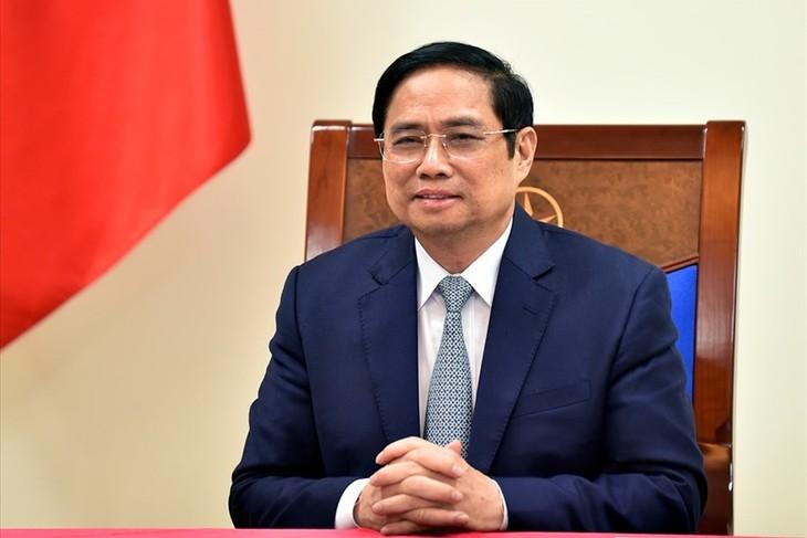 Pham Minh Chinh confirme sa participation au forum «La semaine énergétique de Russie» - ảnh 1