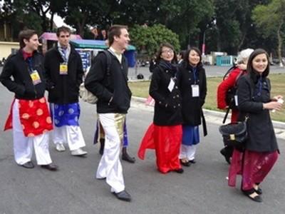 เวียดนามประชาสัมพันธ์เอกลักษณ์ทางวัฒนธรรมต่อไปในปี 2012 - ảnh 1