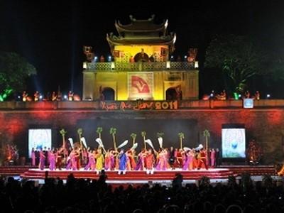 เวียดนามประชาสัมพันธ์เอกลักษณ์ทางวัฒนธรรมต่อไปในปี 2012 - ảnh 2