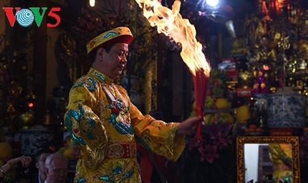 แนะนำความเลื่อมใสบูชาเจ้าแม่ของเวียดนามที่ประเทศอินเดีย - ảnh 1