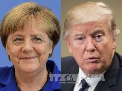 เลื่อนจัดการพบปะระดับสูงระหว่างสหรัฐกับเยอรมนี - ảnh 1