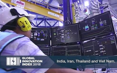 เวียดนามเลื่อนขึ้น 2 อันดับในรายงานดัชนีด้านนวัตกรรมโลก - ảnh 1