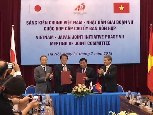 ระยะที่ 7 ความคิดริเริ่มร่วมเวียดนาม – ญี่ปุ่น - ảnh 1