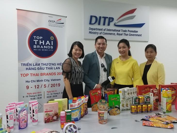 """งานแสดงสินค้า """" Top Thai Brands 2019"""" - ảnh 1"""