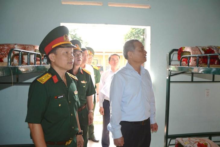 ดานังพร้อมรับพลเมืองเวียดนาม 250 คนกลับประเทศ - ảnh 1
