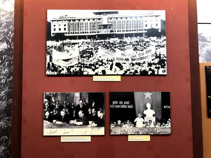 อนุสรณ์สถานประธานโฮจิมินห์ในแขวงคำม่วน ประเทศลาว ร่องรอยเกี่ยวกับความสามัคคีเวียดนาม – ลาว - ảnh 13