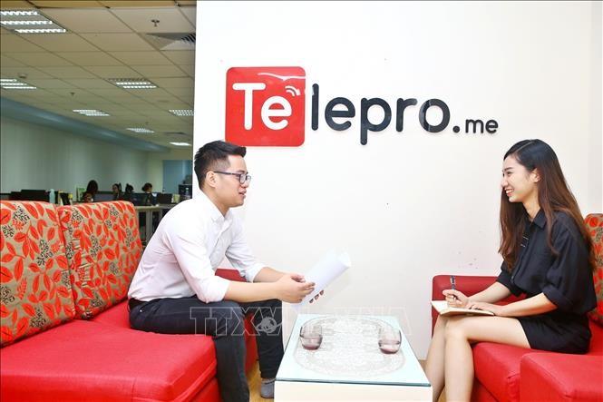 โครงการสตาร์ทอัพ Telepro ตัวอย่างแห่งความสำเร็จของรูปแบบเศรษฐกิจแห่งการแบ่งปันในเวียดนาม - ảnh 1