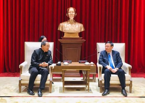 ประมวลความสัมพันธ์ระหว่างเวียดนามกับไทยในเดือนมิถุนายน 2020 - ảnh 3