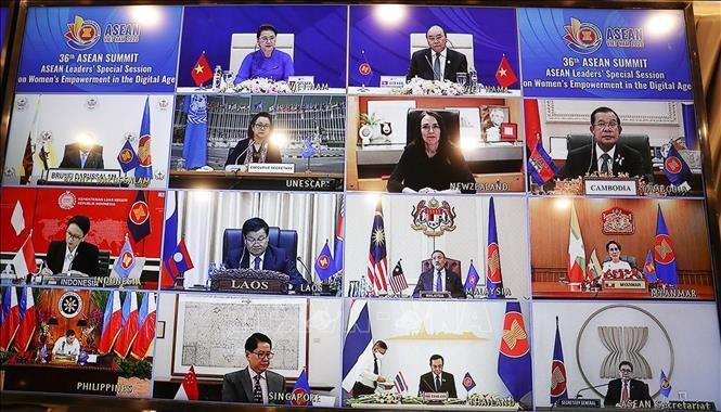 ประมวลความสัมพันธ์ระหว่างเวียดนามกับไทยในเดือนมิถุนายน 2020 - ảnh 1