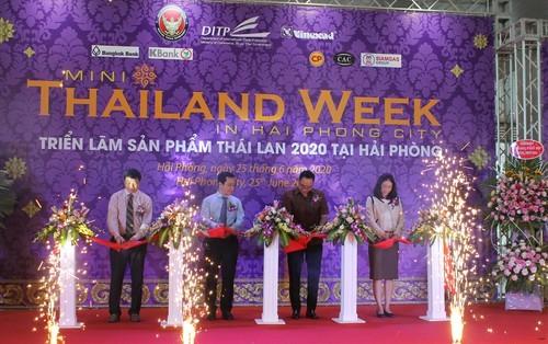 ประมวลความสัมพันธ์ระหว่างเวียดนามกับไทยในเดือนมิถุนายน 2020 - ảnh 5