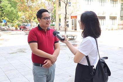 ชั้นเรียนภาษาลาวในกรุงฮานอย จุดประกายความรักประเทศลาวให้แก่เยาวชนเวียดนาม - ảnh 2