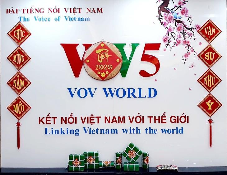 Vov5-สะพานเชื่อมระหว่างเวียดนามกับมิตรประเทศในทั่วโลก - ảnh 1