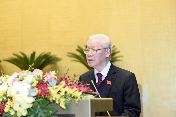 วาระปี 2016-2021: ประธานประเทศได้จัดกิจกรรมการต่างประเทศที่ช่วยยกระดับสถานะและชื่อเสียงของเวียดนาม - ảnh 1