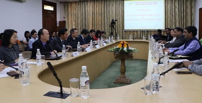 Vietnam, India enhance bilateral ties - ảnh 1