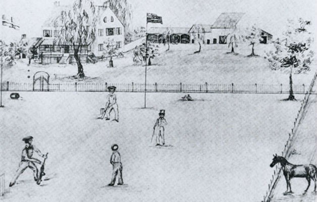 Cricket, traditional sport of England - ảnh 1