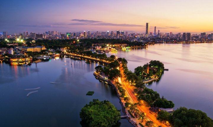 Hanoi, Nha Trang among top 10 honeymoon destinations  - ảnh 1