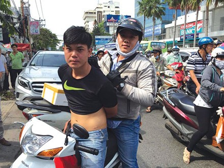 Robber hunters – The steel shield of Ho Chi Minh city - ảnh 2