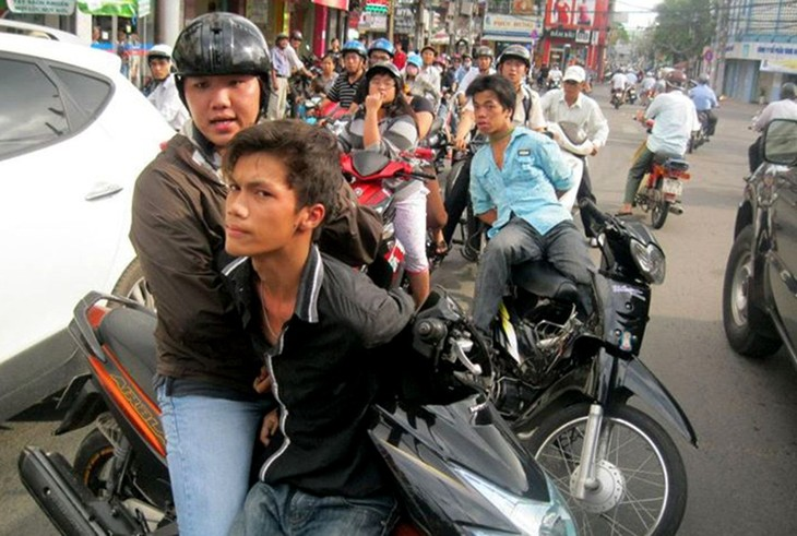 Robber hunters – The steel shield of Ho Chi Minh city - ảnh 1