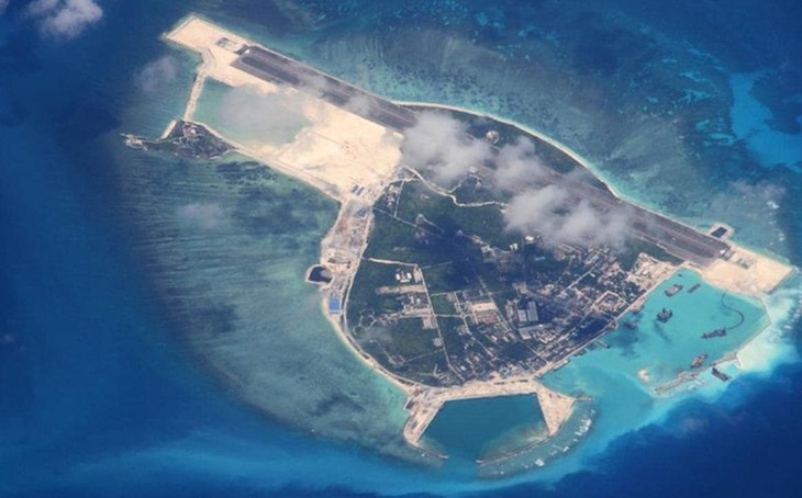 China's illegal action in East Sea draws international condemnation  - ảnh 1