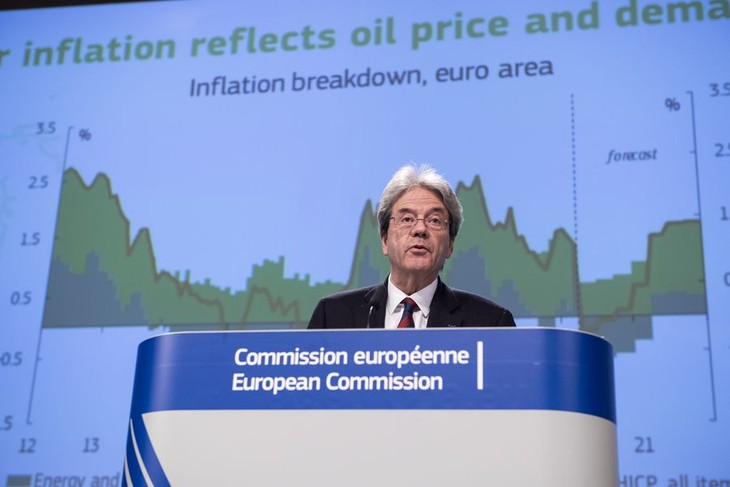 EU warns of COVID-19 threat on Eurozone's future  - ảnh 1