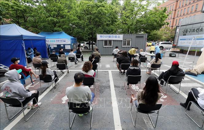 Coronavirus cases rise again after South Korea eases social distancing - ảnh 1