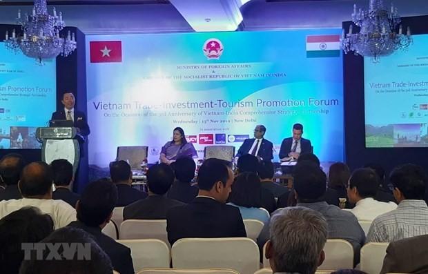 Vietnam, India step up trade ties  - ảnh 1