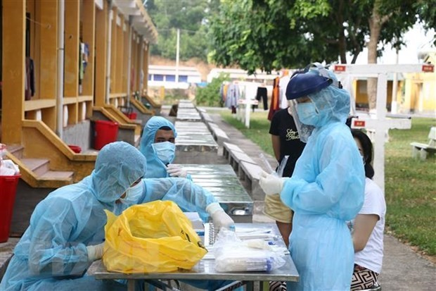 Vietnam reports one new imported COVID-19 cases - ảnh 1