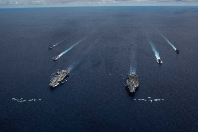 US Congress rejects China's claims in East Sea  - ảnh 1