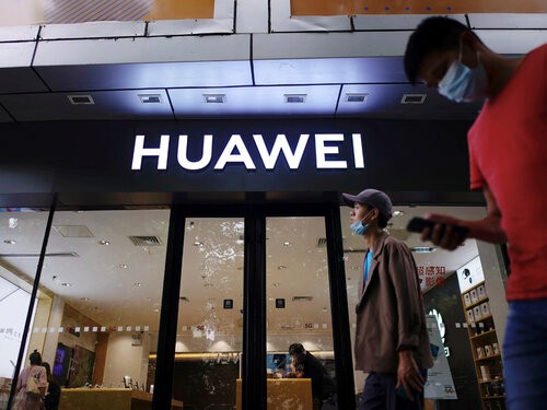 UK bans purchase of 5G equipment from Huawei - ảnh 1