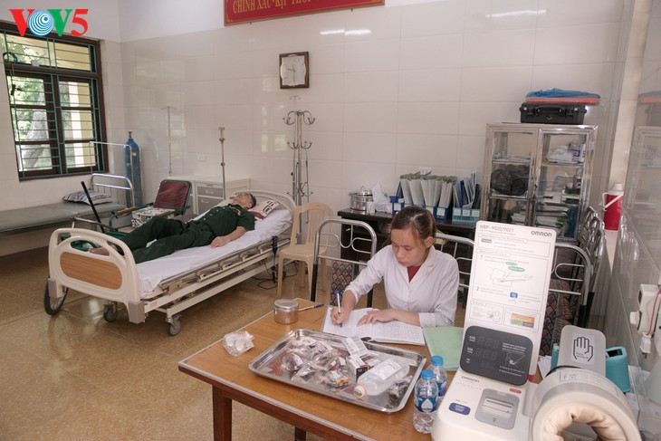 75/5000 Duy Tien War Invalids Nursing Center - A place to relieve the pain of war - ảnh 6