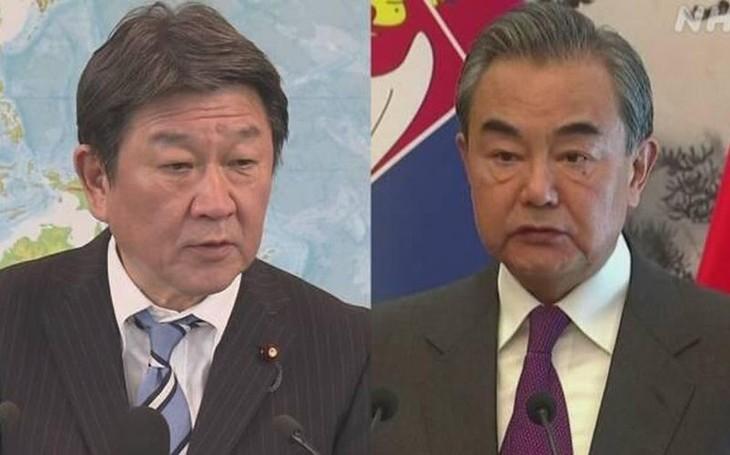 China, Japan urged to push forward post-pandemic cooperation - ảnh 1