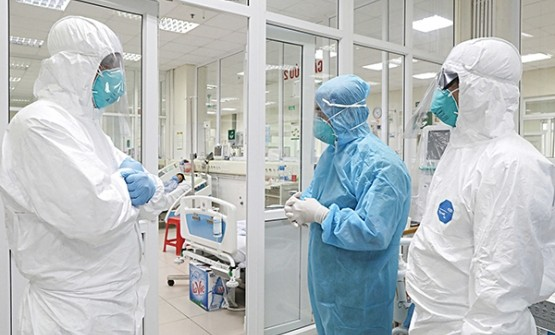 Vietnam records no new COVID-19 community infections in 7 days - ảnh 1