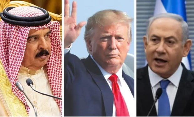 Bahrain to normalize relations with Israel: White House - ảnh 1