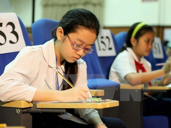 Vietnam ranks first in Southeast Asia in primary student learning outcomes - ảnh 1