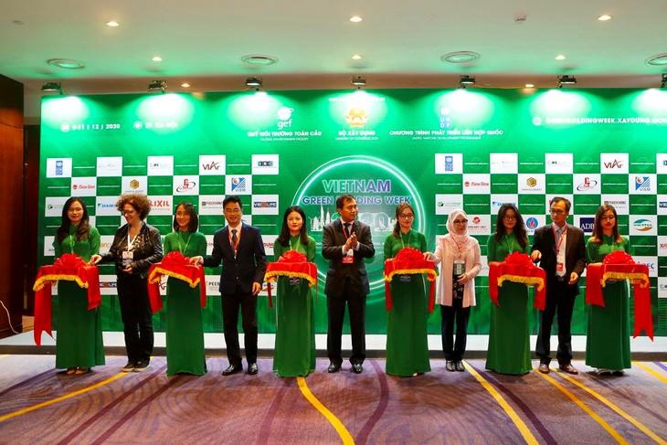 Vietnam Green Building Week 2020 underway - ảnh 1