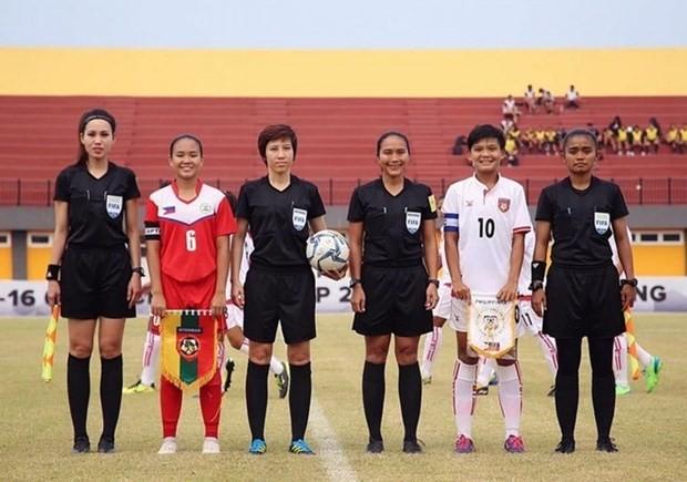 Three Vietnamese women named as elite FIFA referees - ảnh 1