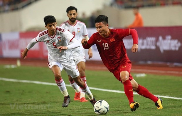 Vietnam to face Indonesia first after AFC adjusts World Cup 2021 Qualifiers schedule - ảnh 1