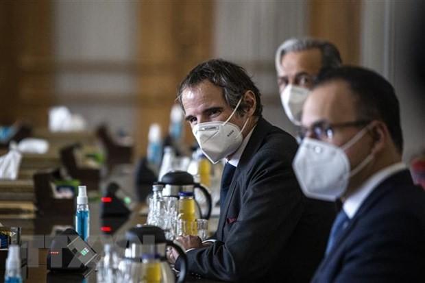 Iran to meet with IAEA - ảnh 1