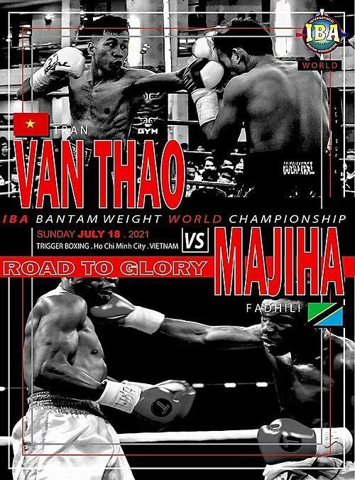 Vietnamese, Tanzanian boxers to vie for IBA World Championship - ảnh 1