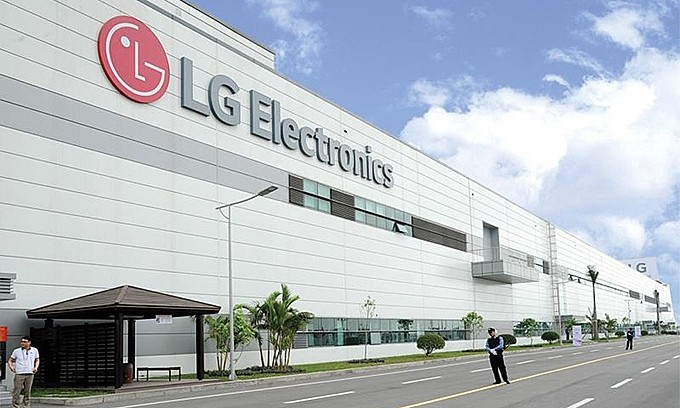 LG to use smartphone production line for home appliances - ảnh 1